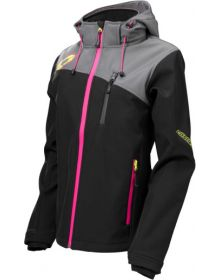 Castle X Barrier G2 Womens Jacket Black/Pink