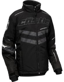 Castle X Strike G2 Womens Jacket Black/Charcoal