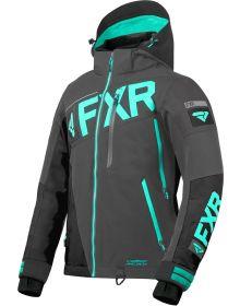 FXR Ranger Womens Jacket Grey/Charcoal/Mint