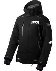 FXR Renegade FX Womens Jacket Black/White