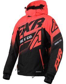 FXR Boost FX Womens Jacket Black/Coral