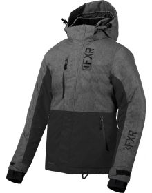 FXR Fresh Womens Jacket Mid Grey Heather