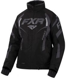 FXR Team RL Womens Jacket Black Ops