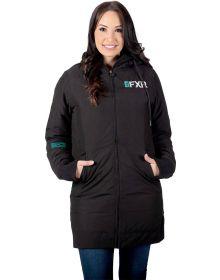 FXR Trail Womens Jacket Black/Mint