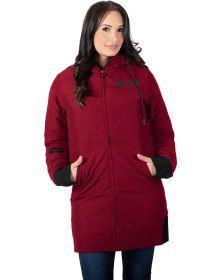 FXR Trail Womens Jacket Maroon