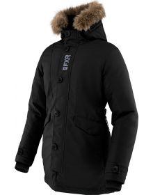 FXR Svalbard Womens Jacket Black/Grey