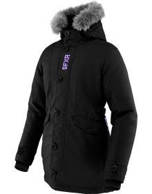FXR Svalbard Womens Jacket Black/Lilac