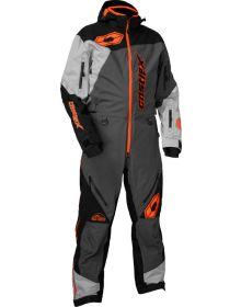 Castle X Freedom G2 Mono Suit Charcoal/Silver/Orange