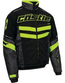 Castle X Strike G2 Jacket Black/Charcoal/Hi-Vis