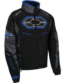 Castle X Blade G4 Jacket Black/Charcoal/Blue