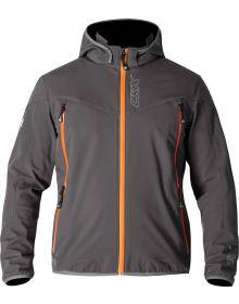 CKX Carbon Softshell Jacket Black/Orange
