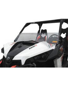 Quadboss UTV Windshield Half Kawasaki Teryx4 750 12-15