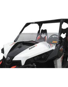 Quadboss UTV Windshield Half Yamaha Viking 700 13-16