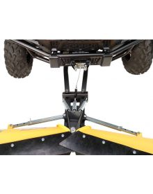 Moose Plow V-Blade Yellow 82-inch Left Side Only