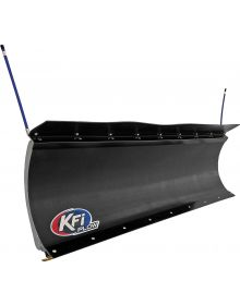 KFI Plow 66 Inch Pro Poly UTV Blade Black