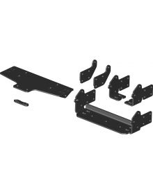 KFI Plow Mount Kit UTV 10-5655 Black