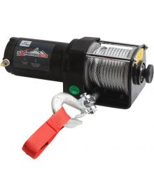 All Balls Expedition Winch 2-Bolt 3500Lbs Wire Rope