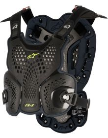 Alpinestars A-1 Roost Protector Black/Fluo Yellow