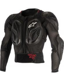 Alpinestars Bionic Action Jacket Protector Black/Red