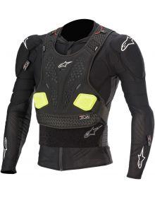 Alpinestars Bionic Pro V2 Jacket Protector Black/Fluo Yellow