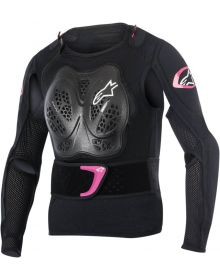 Alpinestars Stella Bionic Jacket Protector Black/Purple