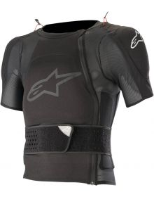 Alpinestars Sequence Short-Sleeve Jacket Protector Black