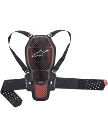 Alpinestars Nucleon KR-1 Back Protector Black/Red