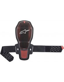 Alpinestars Nucleon KR-R Back Protector Black/Red