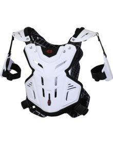 EVS F2 Roost Guard White X-Large
