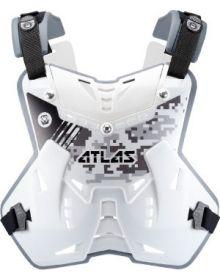 Atlas Defender Lite Chest Protector Digital Arctic