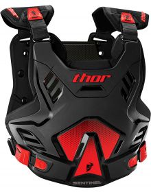 Thor Sentinel GP Roost Guard Black/Red
