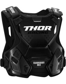 Thor Guardian MX Roost Guard Black