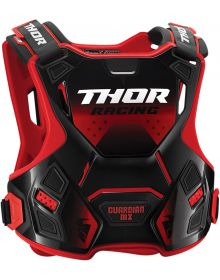 Thor Guardian MX Roost Guard Red/Black
