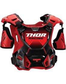 Thor 2020 Guardian Chest Protector Red/White