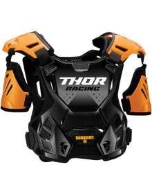 Thor 2020 Guardian Chest Protector Orange/Black