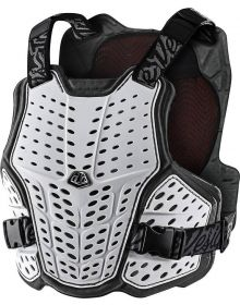 Troy Lee Designs Rockfight CE Flex Chest Protector White