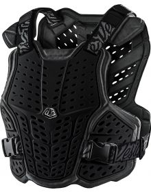 Troy Lee Designs Rockfight Chest Protector Black