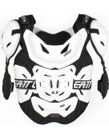 Leatt 5.5 Pro Chest Protector White