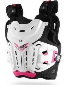 Leatt Jacki Ladies Chest Protector White/Pink