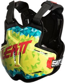 Leatt Chest Protector 2.5 ROX Lime/Teal