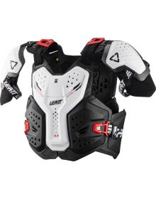 Leatt 6.5 Pro Body Protector White