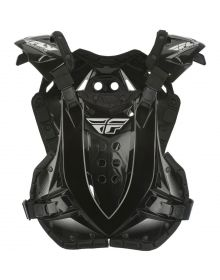 Fly Racing Stingray Roost Chest Protector Black