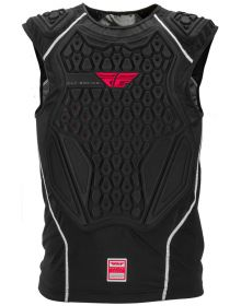 Fly Racing Barricade Pullover Vest Protector Black