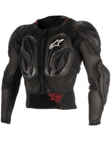 Alpinestars Bionic Action Youth Jacket Protector Black/Red