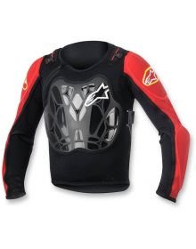 Alpinestars Bionic Youth Jacket Protector Black/Red