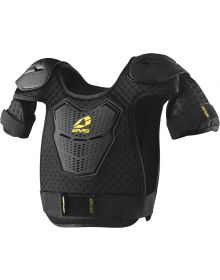 EVS Bantam Youth Chest Protector Black