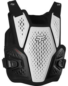 Fox Racing Raceframe Impact SB CE Chest Protector White