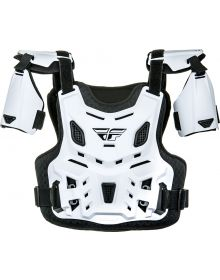 Fly Racing 2019 CE Revel Youth Roost Guard White