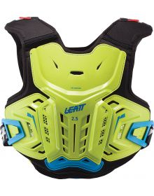 Leatt 2.5 Junior Chest Protector  Lime/Blue