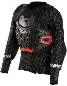 Leatt 2019 Body Protector 4.5 Jr  Black/Red